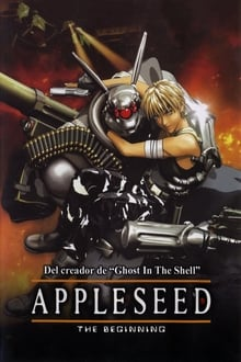 Appurushîdo (Appleseed: The Beginning) (2004)