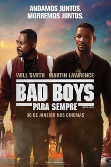 Bad Boys Para Sempre Torrent (2020) Dublado HDRip 720p e 1080p Legendado Download