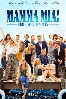 Mamma Mia! Štai ir mes / Mamma Mia! Here We Go Again