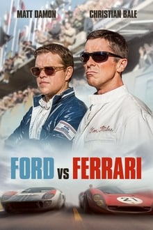 Ford vs Ferrari Torrent (2020) Dual Áudio 5.1 BluRay 720p e 1080p Dublado Download