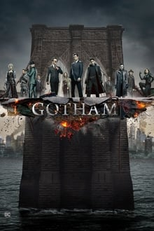 Gotham 5ª Temporada (2019) Torrent – WEB-DL 720p Dublado / Dual Áudio Download