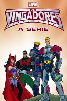 Os Vingadores: A Série – Todas as Temporadas – Dublado