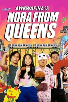 Awkwafina Is Nora from Queens S02E01