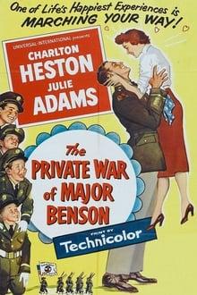 The Private War of Major Benson