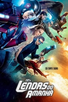 DCs Legends of Tomorrow 2ª Temporada (2016) Torrent – WEB-DL 720p Dublado / Dual Áudio Download