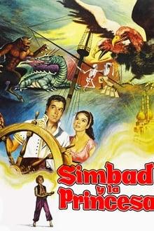 Simbad y la Princesa (1958)