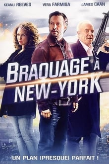 Braquage à New York