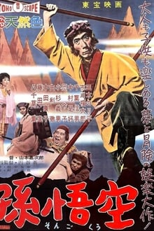 The Adventures of Sun Wu Kung