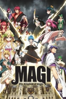 Magi: The Kingdom of Magic (Saison 2)