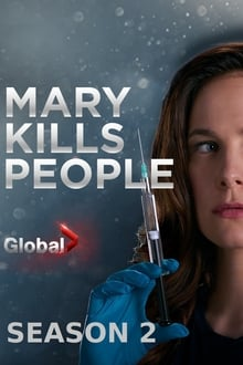 Mary Kills People Saison 2 streaming