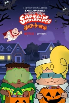 The Spooky Tale of Captain Underpants Hack-a-Ween (2019)
