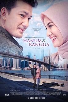 Hanum & Rangga: Faith & The City (2018)