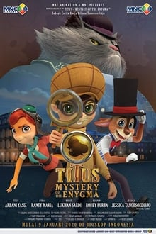 Titus: Mystery of the Enygma