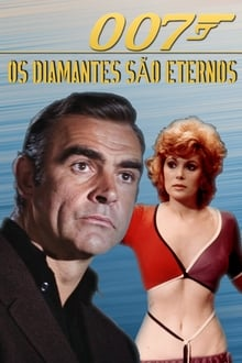 007: Os Diamantes São Eternos Dublado
