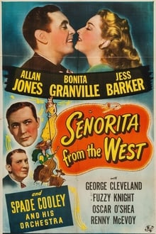 Senorita from the West