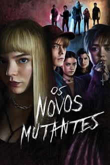 Os Novos Mutantess Torrent (2020) Legendado WEB-DL 1080p – Download
