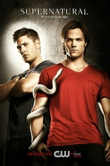 Supernatural 6ª Temporada (2010) Torrent – BluRay 720p Dublado Download [Completa]