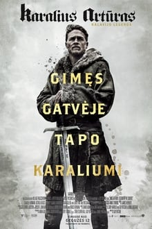 Karalius Artūras: Kalavijo legenda