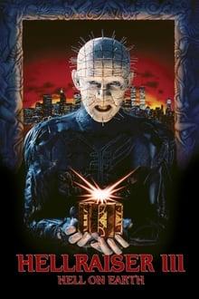Hellraiser III – Inferno na Terra Dublado ou Legendado