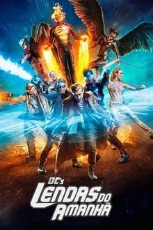 DCs Legends of Tomorrow 3ª Temporada (2017) Torrent – WEB-DL 720p Dublado / Dual Áudio Download