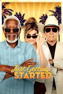 Film Just Getting Started Streaming Complet - Un ancien agent du FBI et un ancien avocat véreux doivent mettre de côté leur rivalité....