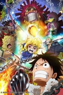 One Piece: Coração de Ouro Dublado ou Legendado