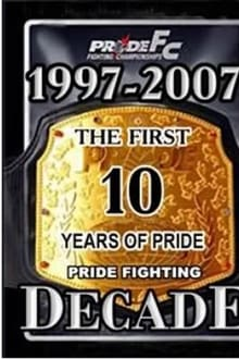Pride Fighting Decade