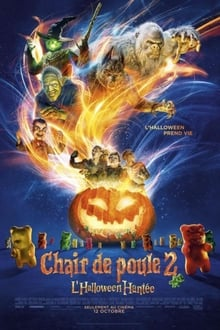 Chair de poule 2 : Les Fantômes d'Halloween