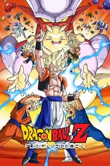 Dragon Ball Z Fusion Reborn 1995 (Hindi Dubbed)