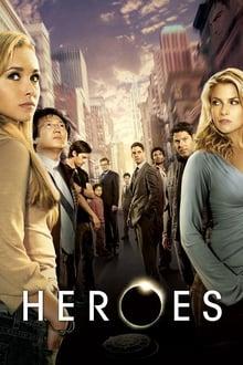 Heroes [Season 1] Hindi-English Dual Audio all Episodes BluRay 480p 720p x264 Hevc