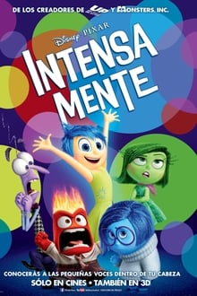 Del revés (Inside Out) (2015)