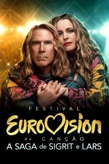Festival Eurovision da Canção: A Saga de Sigrit e Lars Torrent (2020) Dual Áudio 5.1 WEB-DL 1080p FULL HD Download