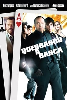 Quebrando a Banca Torrent (2008) Dual Áudio / Dublado BluRay 1080p – Download
