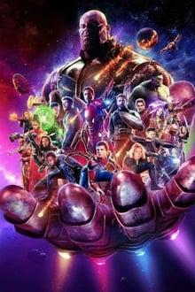 Vingadores: Ultimato poster, capa, cartaz