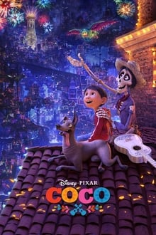 Coco 2017 (Hindi Dubbed)