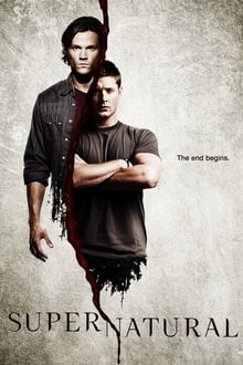 Supernatural 7ª Temporada (2011) Torrent – BluRay 720p Dublado Download [Completa]