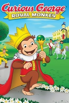 Curious George: Royal Monkey (2019)
