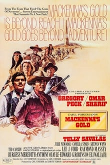 O Ouro de Mackenna Torrent (1969) Dual Áudio / Dublado BluRay 1080p – Download