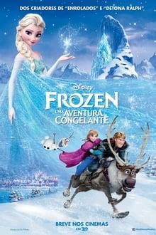 Imagem Frozen: Uma Aventura Congelante