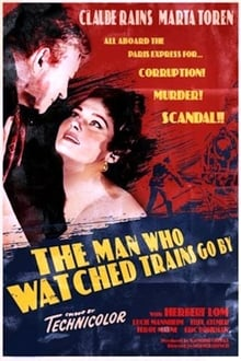 The Man Who Watched Trains Go By