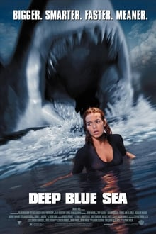 Deep Blue Sea (Alerta en lo profundo) (1999)