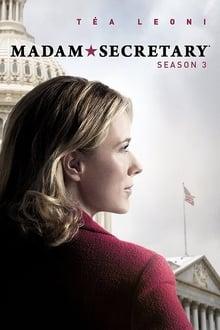 Madam Secretary Saison 3