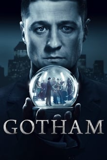 Gotham 3ª Temporada Completa Torrent (2017) Dual Áudio WEB-DL 720p Download