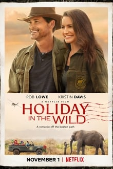 Holiday In The Wild (Navidad en África) (2019)