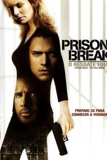 Prison Break: O Resgate Final Dublado ou Legendado