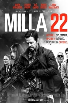 Mile 22 (Milla 22: El escape) (2018)