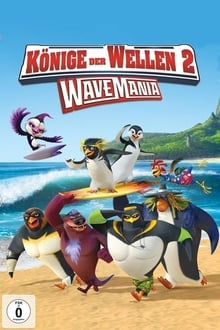 Surfs Up 2 WaveMania (2017) Dual Audio Hindi-English x264 Eng Subs WEB-DL Bluray 480p [268MB] | 720p [905MB] mkv