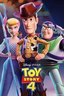 Toy Story 4 Torrent (2019) Dual Áudio 5.1 BluRay 720p e 1080p Dublado Download