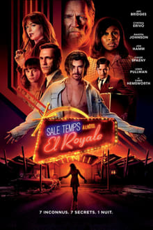 Sale temps à l'hôtel El Royale Film Complet en Streaming VF