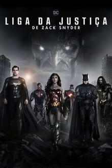Liga da Justiça de Zack Snyder Dublado ou Legendado
